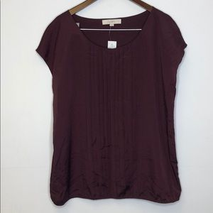 LOFT Ann Taylor Top Blouse New With Tags